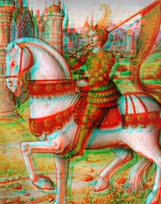 Jeanne d'Arc en 3D
