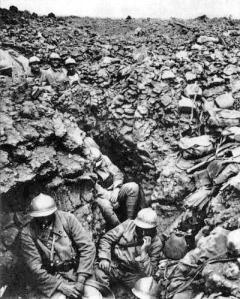 La bataille de Verdun fut un grand moment de mixité des différents peuples