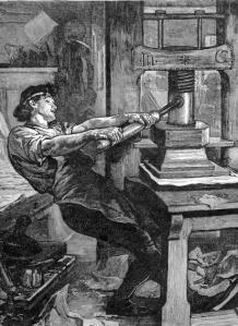 La première invention de Gutenberg, le gaufrier, fut un échec