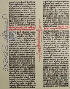 """Le premier livre imprimé par Gutenberg, """" L'imprimerie pour les Nuls """""""